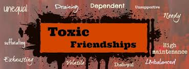 How to identify a toxic friendship?